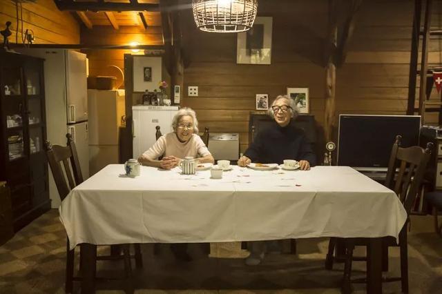 为什么在吃上费这么多功夫?食物比钱重要:两位90岁老人的治愈人生 饮食文化 第2张