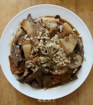 老北京风味卤煮火烧的做法步骤 美食菜谱 第21张