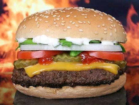 为什么汉堡有荤有素被称为垃圾食品,而三明治却是健康快餐 饮食文化 第1张