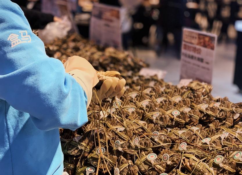 """除了阳澄湖蟹,盒马买手还找到这些""""宝藏""""蟹 消费与科技 第1张"""