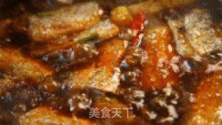 红烧刀鱼的做法步骤 家常菜谱 第6张