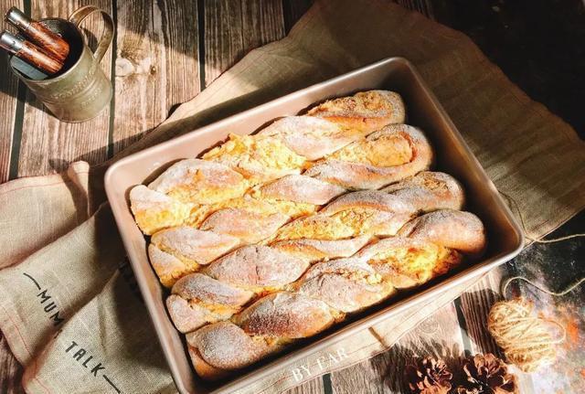 做面包时加点它,柔软细腻不老化,放3天依然柔软如初 饮食文化 第8张