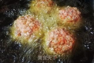四喜丸子的做法步骤 美食菜谱 第8张