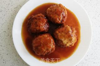 四喜丸子的做法步骤 美食菜谱 第12张