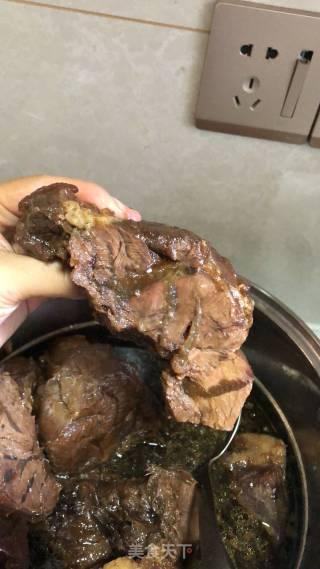 卤水牛肉的做法步骤 美食菜谱 第7张