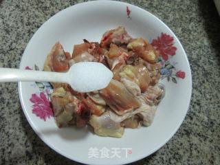 避风塘炒鸡块的做法步骤 美食菜谱 第2张