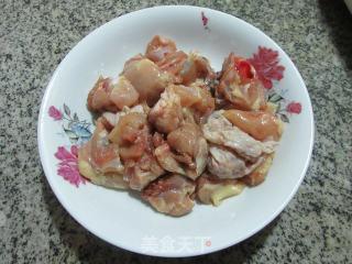 避风塘炒鸡块的做法步骤 家常菜谱 第4张