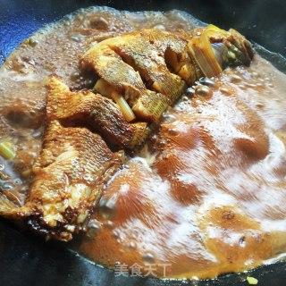 酱香鲈鱼的做法步骤 家常菜谱 第6张