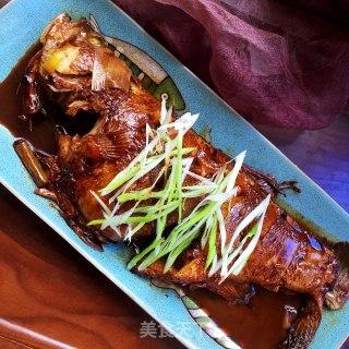 酱香鲈鱼的做法步骤 美食菜谱 第7张