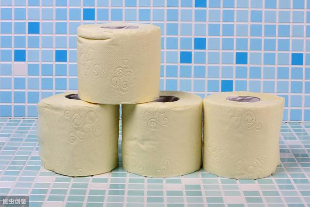 黄色卫生纸比白色卫生纸更安全?快让家里人看看 生活资讯 第1张