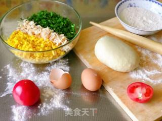 韭菜盒子的做法步骤 家常菜谱 第3张