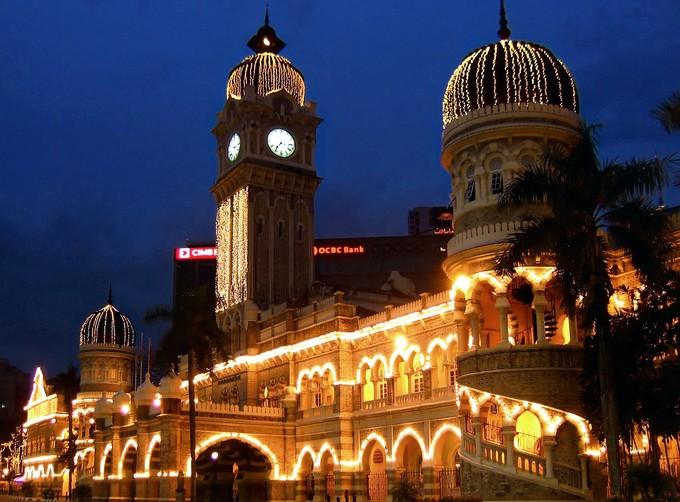 世界博物馆,东方大都市,吉隆坡必游景点TOP10 旅游资讯 第25张