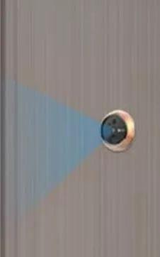 侵犯我隐私了!门上装电子猫眼,邻居经常用纸贴上,这类纠纷不少 家庭生活 第2张