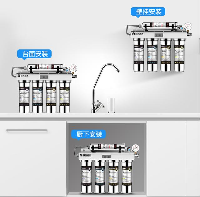 关于净水器,你了解的可能仅仅是个末端装置! 家庭生活 第12张