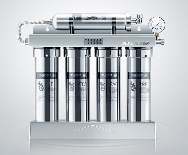 关于净水器,你了解的可能仅仅是个末端装置! 家庭生活 第11张