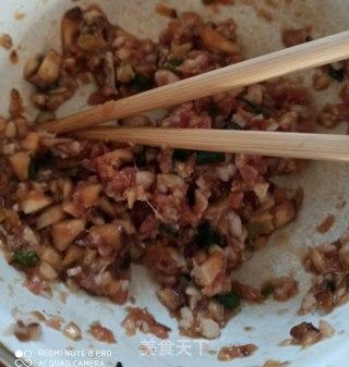 山药蒸肉蛋的做法步骤 家常菜谱 第4张