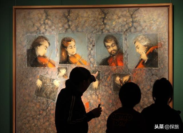 价值1.8亿毕加索名画被撕,原型是他8年的混血儿情人 网文选读 第3张