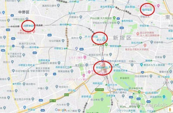 东京旅行,到底住哪里好一点 旅游资讯 第2张