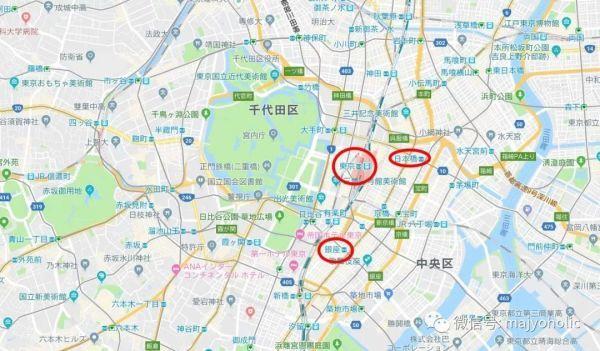 东京旅行,到底住哪里好一点 旅游资讯 第5张