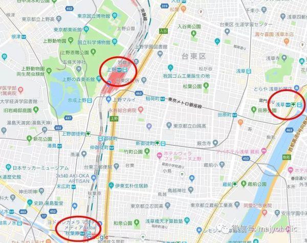 东京旅行,到底住哪里好一点 旅游资讯 第8张