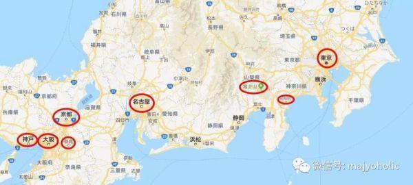 东京旅行,到底住哪里好一点 旅游资讯 第9张