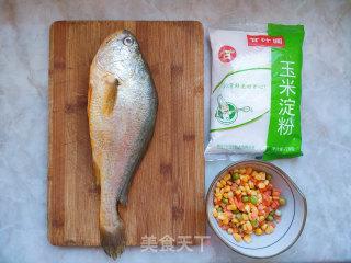 什锦红烧鱼的做法步骤 美食菜谱 第1张