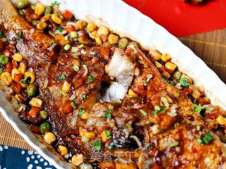 什锦红烧鱼的做法步骤 美食菜谱 第12张