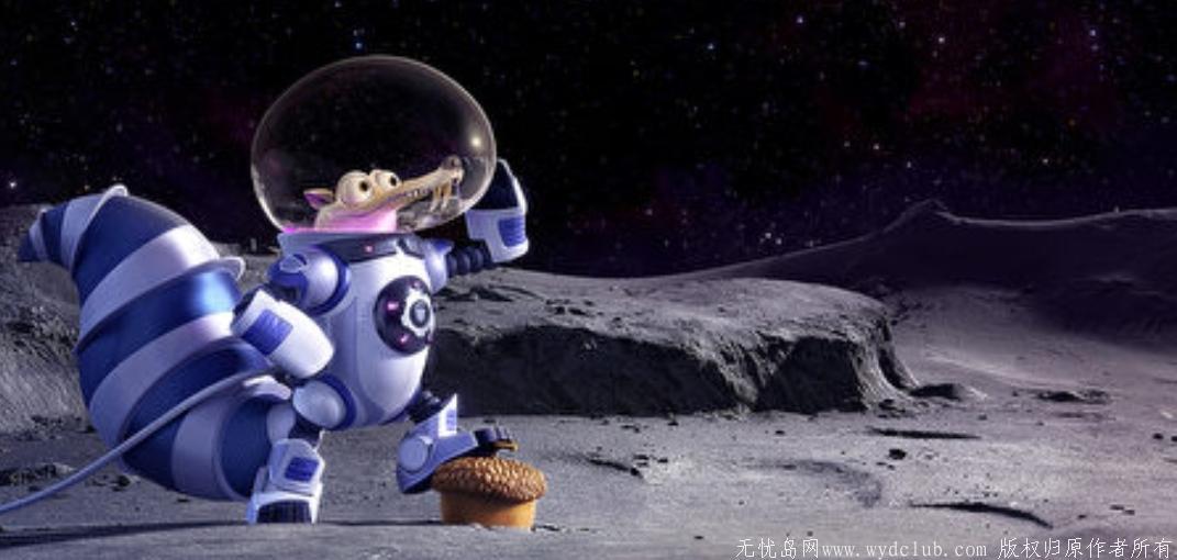 《冰原历险记:笑星撞地球》影评:只要鼠奎特 其它都不重要 娱乐界 第1张