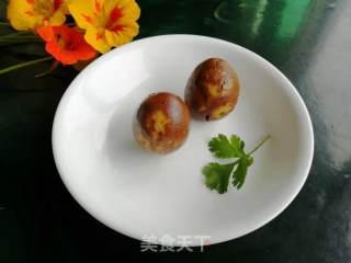 卤鸡蛋的做法步骤 家常菜谱 第9张