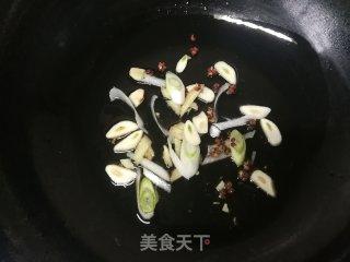 冬笋炒腊肉的做法步骤 家常菜谱 第8张