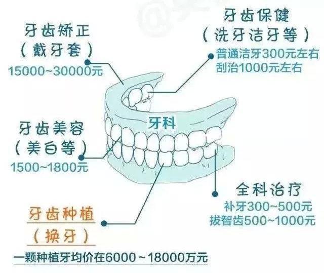 """看一次牙,就得花费好几万?揭穿:中国牙科真有那么""""暴利"""" 健康养生 第10张"""
