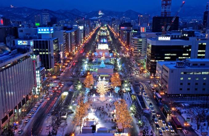 2020年札幌冰雪节 旅游资讯 第1张