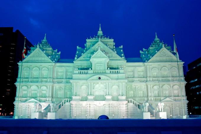 2020年札幌冰雪节 旅游资讯 第2张