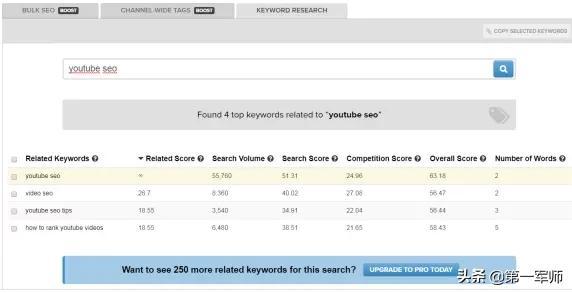 在中国怎么通过youtube赚钱,这些youtobe排名方法教给你 网络赚钱 第15张