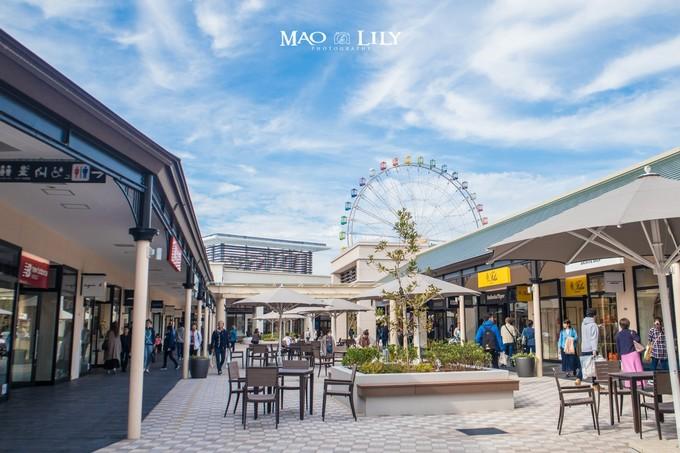 离东京最近的购物天堂,三井奥特莱斯购物城木更津攻略 旅游资讯 第5张