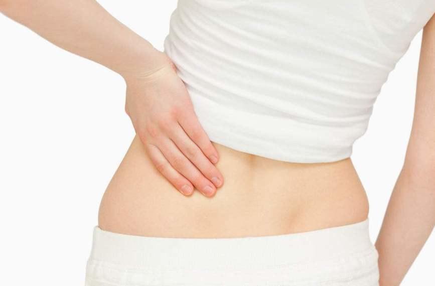 女性后腰的2个凹点是什么?其实很少人有 情感天地 第1张