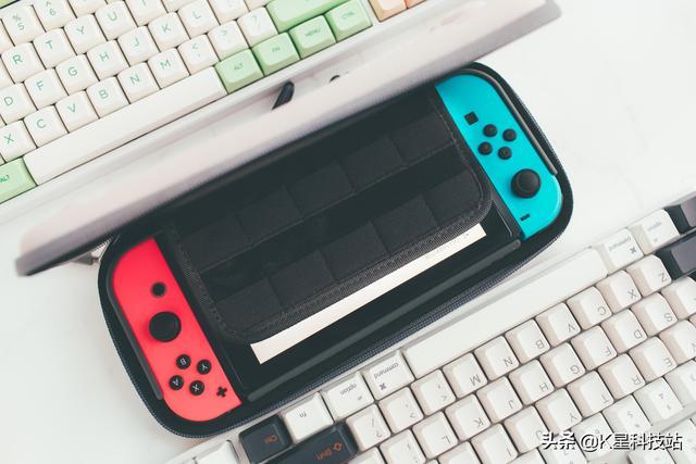两张游戏卡带引发的故事,闲聊Switch,漫谈配件使用场景 游戏资讯 第11张