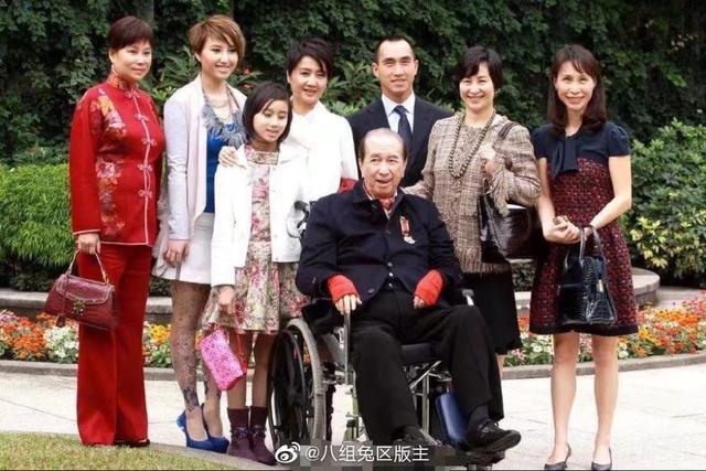 赌王何鸿燊78岁还能让老婆怀孕,也是一个奇迹 娱乐界 第1张