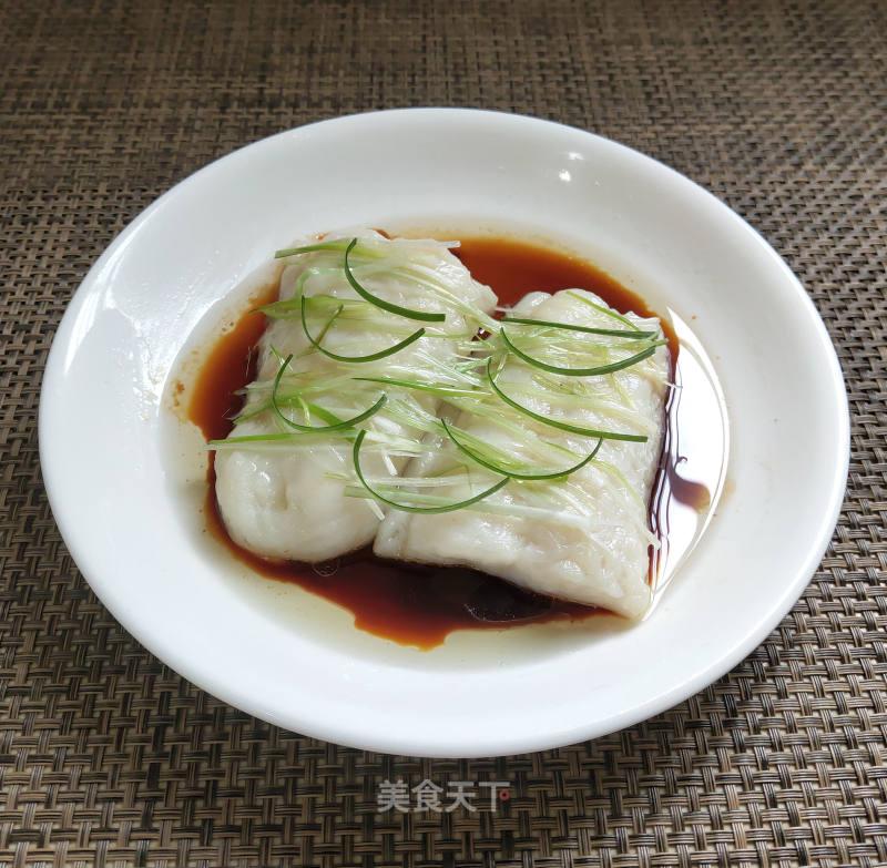 清蒸龙利鱼的做法步骤 家常菜谱 第1张