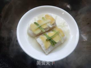 清蒸龙利鱼的做法步骤 家常菜谱 第6张