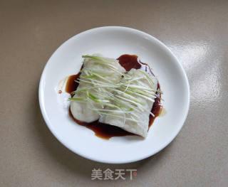 清蒸龙利鱼的做法步骤 家常菜谱 第7张