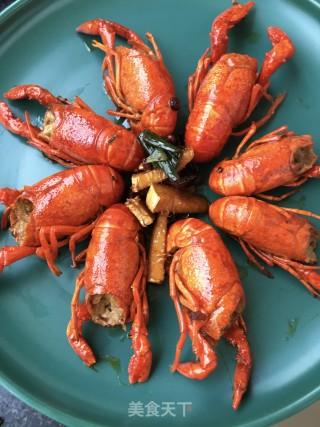 麻辣小龙虾的做法步骤 家常菜谱 第26张