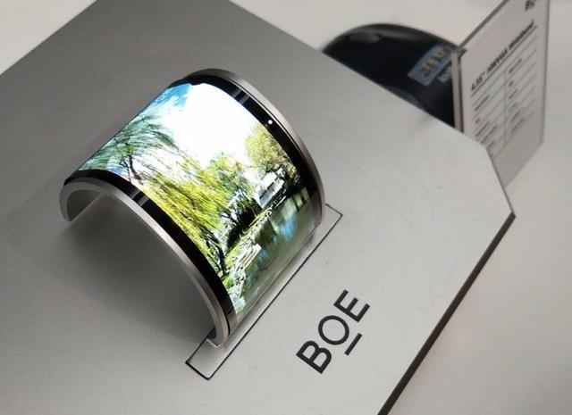 中国OLED屏负重前行:90%设备靠进口,50%材料靠进口 消费与科技 第3张