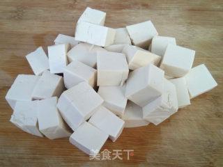 豆腐烧香菇的做法步骤 家常菜谱 第7张