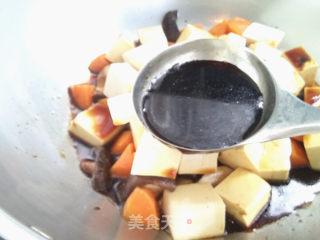 豆腐烧香菇的做法步骤 家常菜谱 第11张
