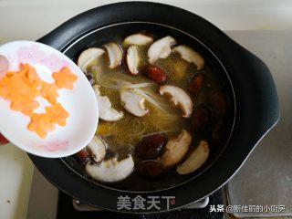 香菇鸡汤米粉的做法步骤 家常菜谱 第10张