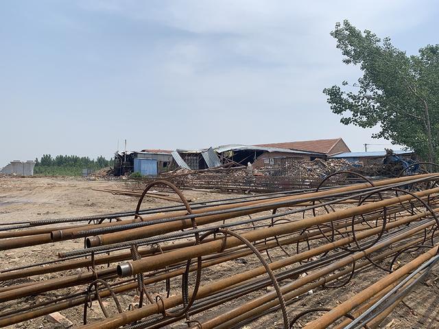 一个村庄里的京唐高铁拆迁补偿争议 无忧杂谈 第1张
