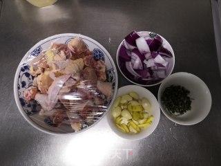 干煸鸡的做法步骤 家常菜谱 第2张