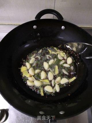 干煸鸡的做法步骤 家常菜谱 第6张