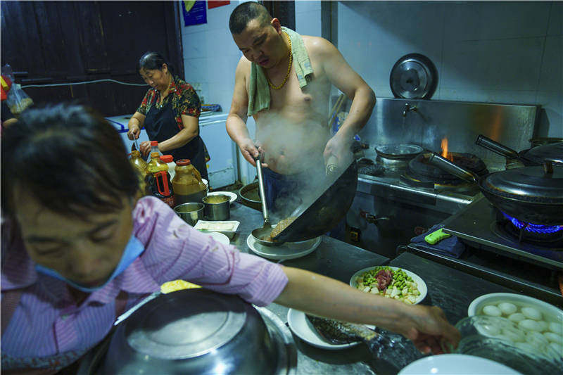 咸鲜绍兴:古早味与日常气 饮食文化 第5张